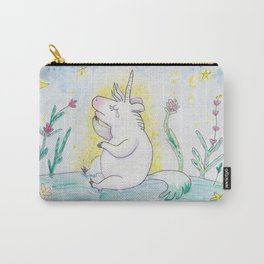 Forlornicorn Carry-All Pouch