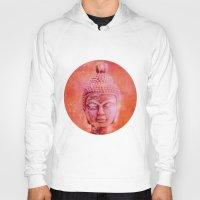 buddhism Hoodies featuring Buddha by LebensART