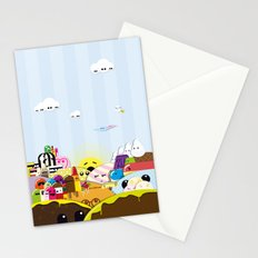 SF Sweet Jar Stationery Cards