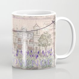 Provence France - my love  - Lavender and Summer Coffee Mug
