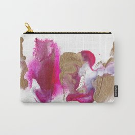 Eloise Abstract Painting Carry-All Pouch