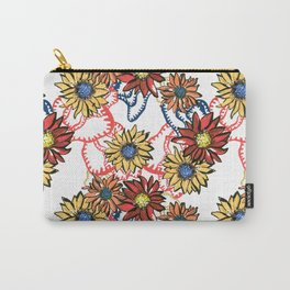 Flowerbomb Carry-All Pouch