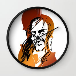Niccolo Paganini Wall Clock
