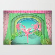 Mimi Canvas Print