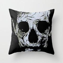 Muerto Throw Pillow