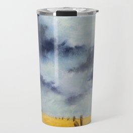 A Stormy Sky Travel Mug