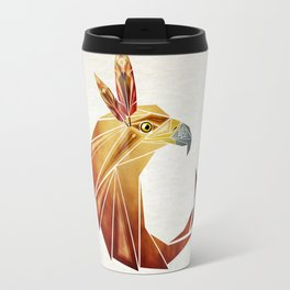 eagle cercle Travel Mug