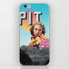 PIT iPhone Skin