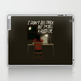 STILL A HUSTLER Laptop & iPad Skin
