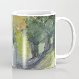 Floral Way Coffee Mug
