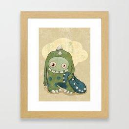 Monster-03 Framed Art Print