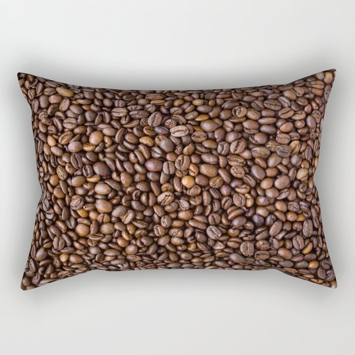 Beans Beans Rectangular Pillow