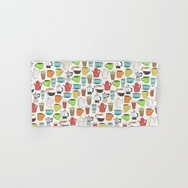 Coffee Lover Hand & Bath Towel