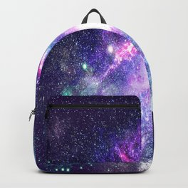 Starry Galaxy Space - Untouchable Vastness Backpack
