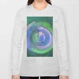 Abstract Mandala 193 Long Sleeve T-shirt
