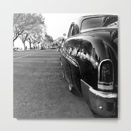 CLASSIC REFLECTIONS Metal Print