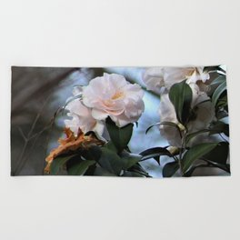 Flower No 3 Beach Towel
