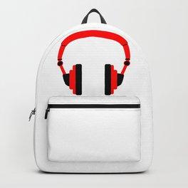 Pair Of Headphones Backpack