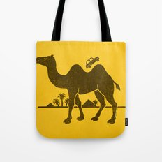 Bumps Ahead! Tote Bag