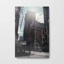 one times square Metal Print