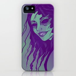 Laser Witch iPhone Case