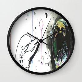 Fuku...ahhshit Wall Clock