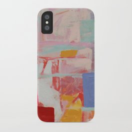 Rooftop Kiss iPhone Case