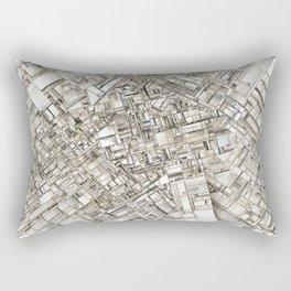 City 11 Rectangular Pillow