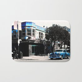 San Francisco Car Bath Mat