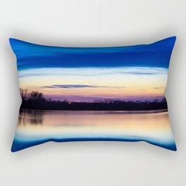 Almost after dark Rectangular Pillow