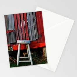Milk Stool Stationery Cards