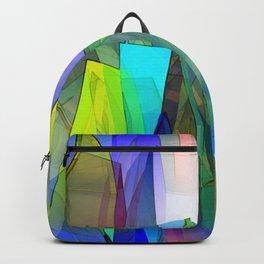 blue village Backpack