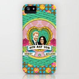 HARRY & MEGHAN iPhone Case
