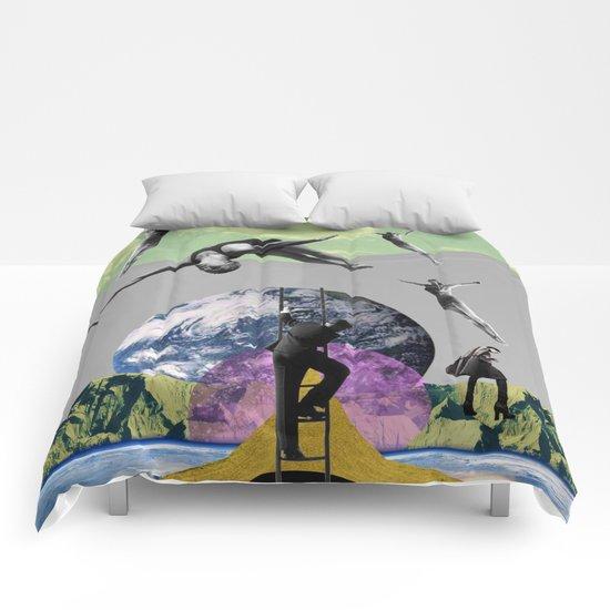 Around the world Comforters