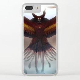 La Fenice Clear iPhone Case