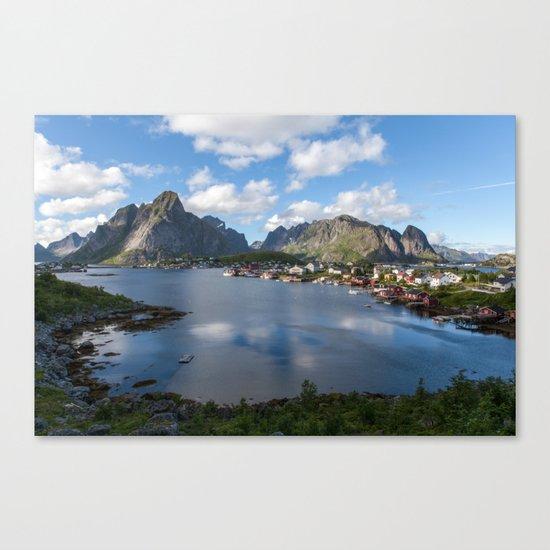 Wonderview Canvas Print