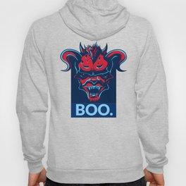 Boo. Demon Hoody