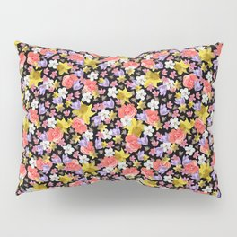 Floral Haze Pillow Sham
