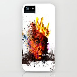 Notorious B.I.G iPhone Case