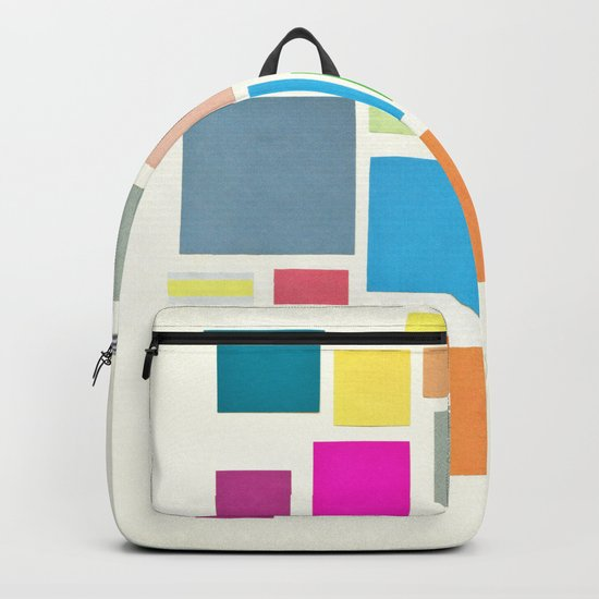 Squared Backpack