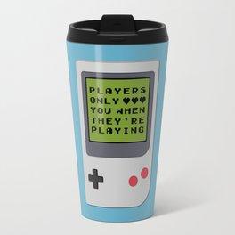 Game Boy Players Travel Mug