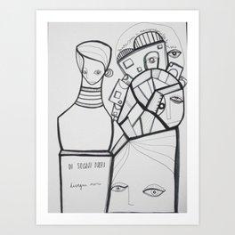 ItalianArt Art Print