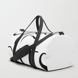 Cats first Duffle Bag