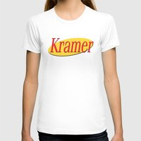 seinfeld T-shirts featuring Kramer  - Seinfeld by Uhm.