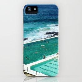 Bondi living iPhone Case