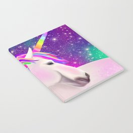 Celestial Unicorn Notebook