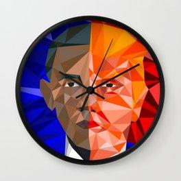 Obama's Legacy Wall Clock