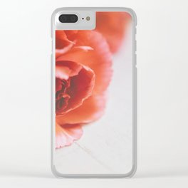 Sweet Whisper Clear iPhone Case