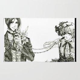 Kuroshitsuji - Black Butler Rug