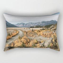 Fall Yukon Valley Rectangular Pillow